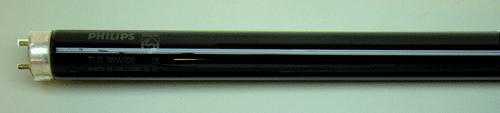 Tubo-UV-A-BLB